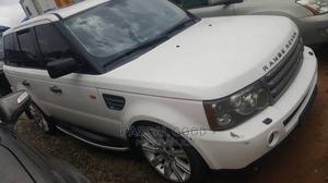 Land Rover Range Rover Sport 2008 4.2 V8 SC White | Cars for sale in Lagos State, Alimosho