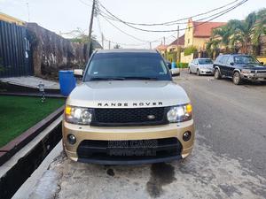 Land Rover Range Rover Sport 2008 4.2 V8 SC Gold | Cars for sale in Lagos State, Ikeja