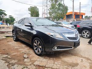 Acura ZDX 2013 Base AWD Gray   Cars for sale in Lagos State, Ikeja