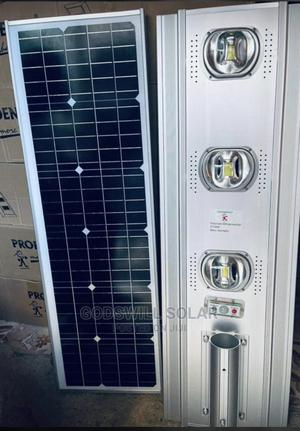 100watts All in One Solar Street Light | Solar Energy for sale in Lagos State, Ajah