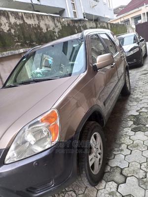 Honda CR-V 2005 Gold | Cars for sale in Lagos State, Lekki