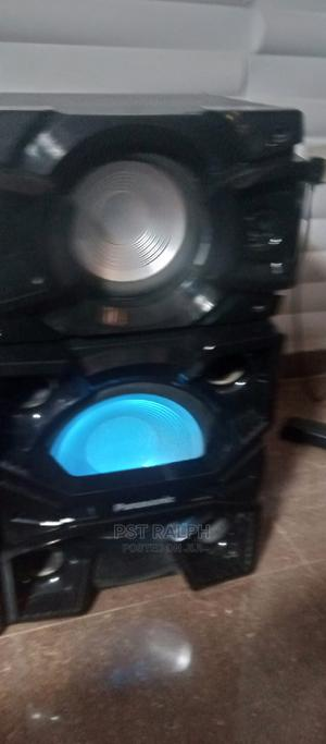 Panasonic Max5000 With Super Bass Blast Home Theatre | Audio & Music Equipment for sale in Edo State, Benin City