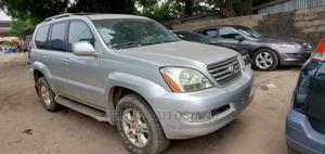 Lexus GX 2005 470 Sport Utility Silver | Cars for sale in Lagos State, Surulere
