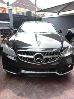 Mercedes-Benz E350 2016 Black | Cars for sale in Lagos State, Ajah