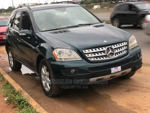 Mercedes-Benz M Class 2006 Green | Cars for sale in Abuja (FCT) State, Wuye