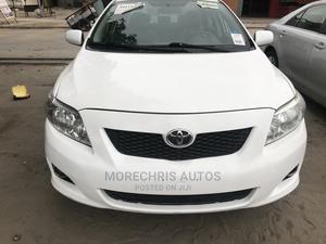 Toyota Corolla 2010 White   Cars for sale in Lagos State, Amuwo-Odofin