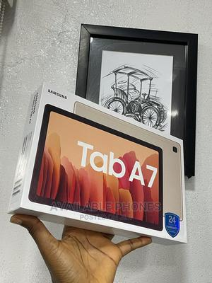 New Samsung Galaxy Tab A7 10.4 (2020) 32 GB Black | Tablets for sale in Lagos State, Ikeja