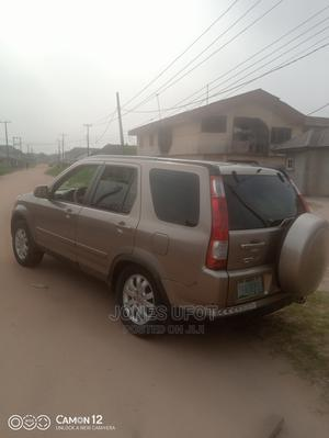 Honda CR-V 2005 2.0i LS Automatic Brown | Cars for sale in Delta State, Sapele