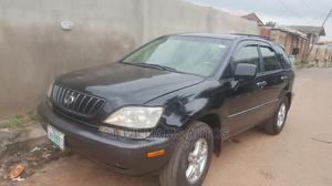 Lexus RX 2002 Black   Cars for sale in Oyo State, Ibadan