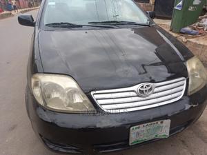 Toyota Corolla 2003 Sedan Automatic Black | Cars for sale in Lagos State, Ojota