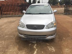 Toyota Corolla 2004 S Silver | Cars for sale in Lagos State, Ipaja