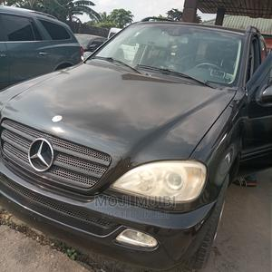 Mercedes-Benz M Class 2003 ML 350 Black | Cars for sale in Rivers State, Port-Harcourt