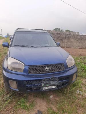 Toyota RAV4 2003 Automatic Blue   Cars for sale in Lagos State, Ikorodu