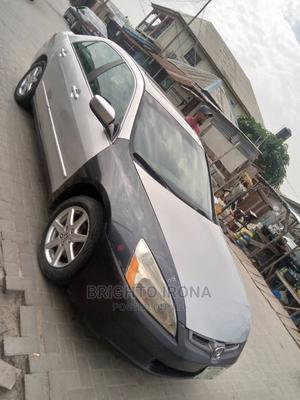 Honda Accord 2005 Automatic Silver | Cars for sale in Lagos State, Ajah