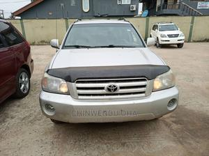 Toyota Highlander 2006 Silver   Cars for sale in Lagos State, Ikotun/Igando