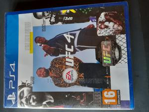 Ps4 Ufc4 Game | Video Games for sale in Lagos State, Ikeja