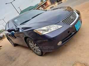 Lexus ES 2008 350 Blue | Cars for sale in Lagos State, Ifako-Ijaiye