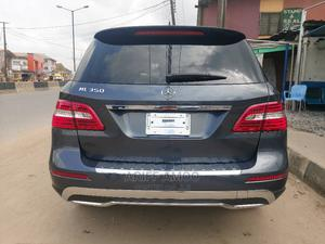 Mercedes-Benz M Class 2010 Gray   Cars for sale in Lagos State, Amuwo-Odofin