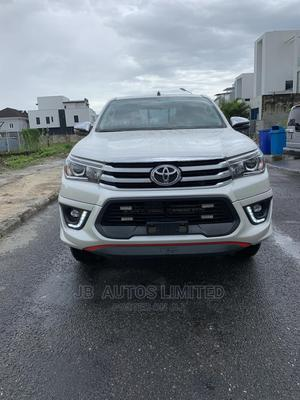 Toyota Hilux 2020 White   Cars for sale in Lagos State