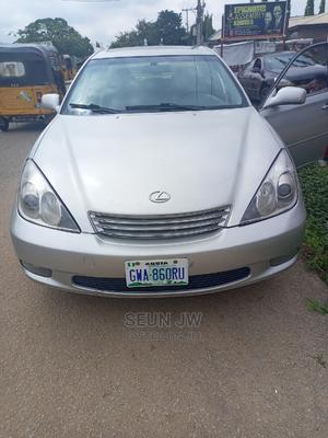 Lexus ES 2004 330 Sedan Silver | Cars for sale in Abuja (FCT) State, Kubwa
