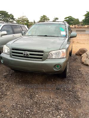 Toyota Highlander 2006 Limited V6 4x4 Green   Cars for sale in Lagos State, Ikeja