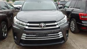 Toyota Highlander 2018 Gray   Cars for sale in Lagos State, Ikeja