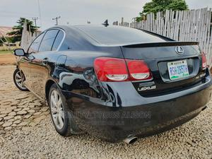 Lexus GS 2010 350 Black | Cars for sale in Abuja (FCT) State, Katampe