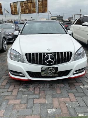 Mercedes-Benz C300 2011 White   Cars for sale in Lagos State, Lekki