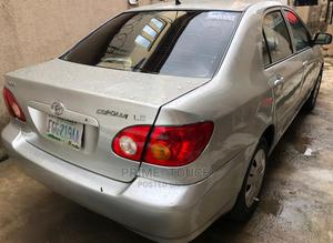 Toyota Corolla 2004 1.4 D Automatic Silver   Cars for sale in Lagos State, Surulere