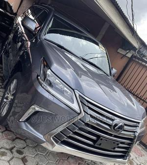 Lexus LX 2018 570 AWD Gray   Cars for sale in Lagos State, Ilupeju