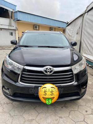 Toyota Highlander 2015 Black | Cars for sale in Lagos State, Ajah