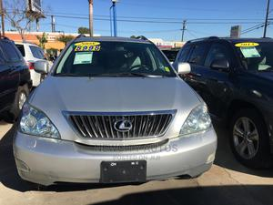 Lexus RX 2008 350 Silver   Cars for sale in Ogun State, Abeokuta South