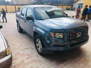 Honda Ridgeline 2008 Blue | Cars for sale in Lagos State, Yaba