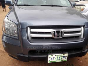 Honda Pilot 2006 Blue | Cars for sale in Lagos State, Ikeja