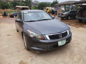 Honda Accord 2008 Gray   Cars for sale in Ogun State, Ado-Odo/Ota