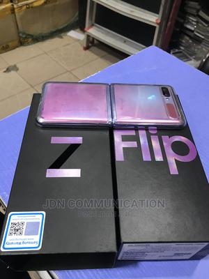 Samsung Galaxy Z Flip 256 GB Purple | Mobile Phones for sale in Abuja (FCT) State, Wuse 2