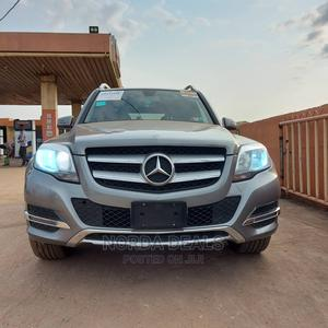 Mercedes-Benz GLK-Class 2014 350 Gray   Cars for sale in Lagos State, Surulere