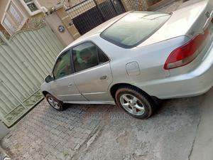 Honda Accord 2002 Silver | Cars for sale in Lagos State, Ejigbo
