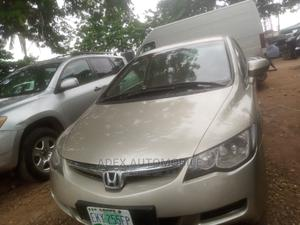 Honda Civic 2008 1.6i ES Automatic Gold   Cars for sale in Lagos State, Magodo