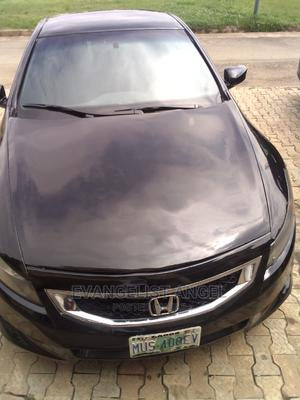Honda Accord 2009 2.0 I-Vtec Automatic Black | Cars for sale in Abuja (FCT) State, Apo District