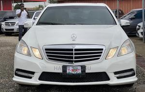 Mercedes-Benz E350 2012 White   Cars for sale in Abuja (FCT) State, Jahi