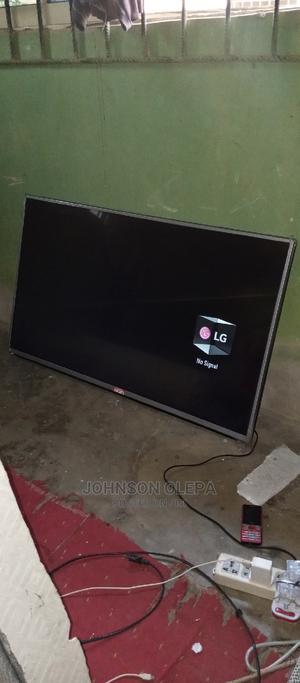 Fairly Used Original 43 Inches Korean LG LED TV   TV & DVD Equipment for sale in Lagos State, Ikorodu