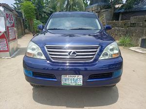 Lexus GX 2008 470 Blue | Cars for sale in Akwa Ibom State, Uyo