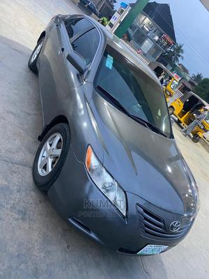 Toyota Camry 2008 2.4 LE Gray   Cars for sale in Lagos State, Abule Egba