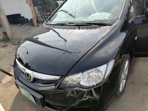 Honda Civic 2008 170i VTEC Automatic Black   Cars for sale in Lagos State, Ikeja