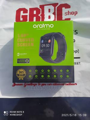 Oraimo Smart Watch OSW 16   Smart Watches & Trackers for sale in Oyo State, Ibadan