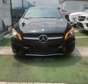 Mercedes-Benz CLA-Class 2015 Black   Cars for sale in Lagos State, Lekki