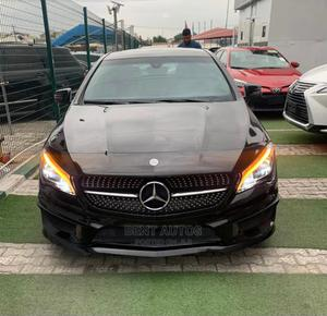 Mercedes-Benz CLA-Class 2016 Base CLA 250 AWD 4MATIC Black   Cars for sale in Lagos State, Lekki