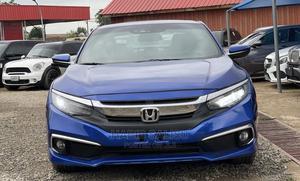 Honda Civic 2017 Blue | Cars for sale in Abuja (FCT) State, Jahi
