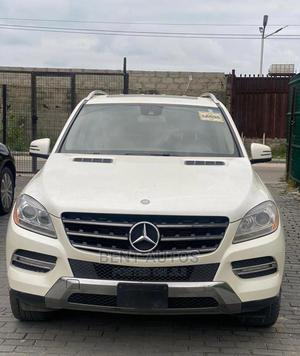 Mercedes-Benz M Class 2012 ML 350 4Matic White   Cars for sale in Lagos State, Lekki